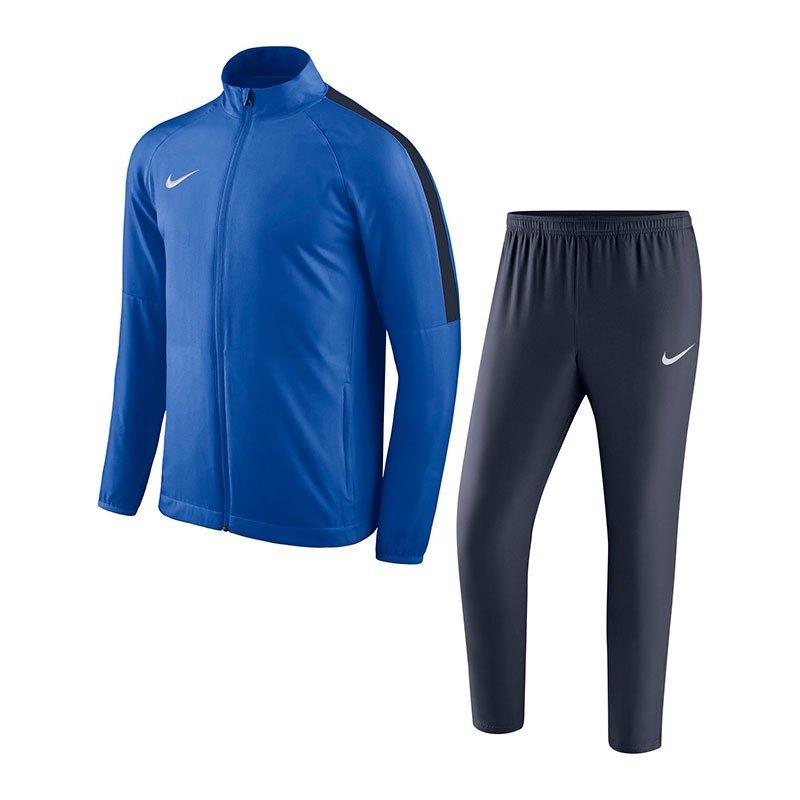 Nike Academy 18 Track Suit Anzug Blau F463 | - blau