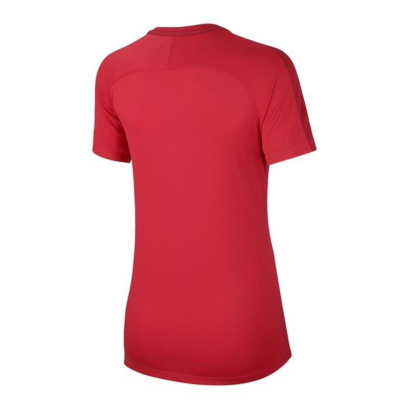 5789ee05483cac ... Nike Academy 18 Football T-Shirt Damen