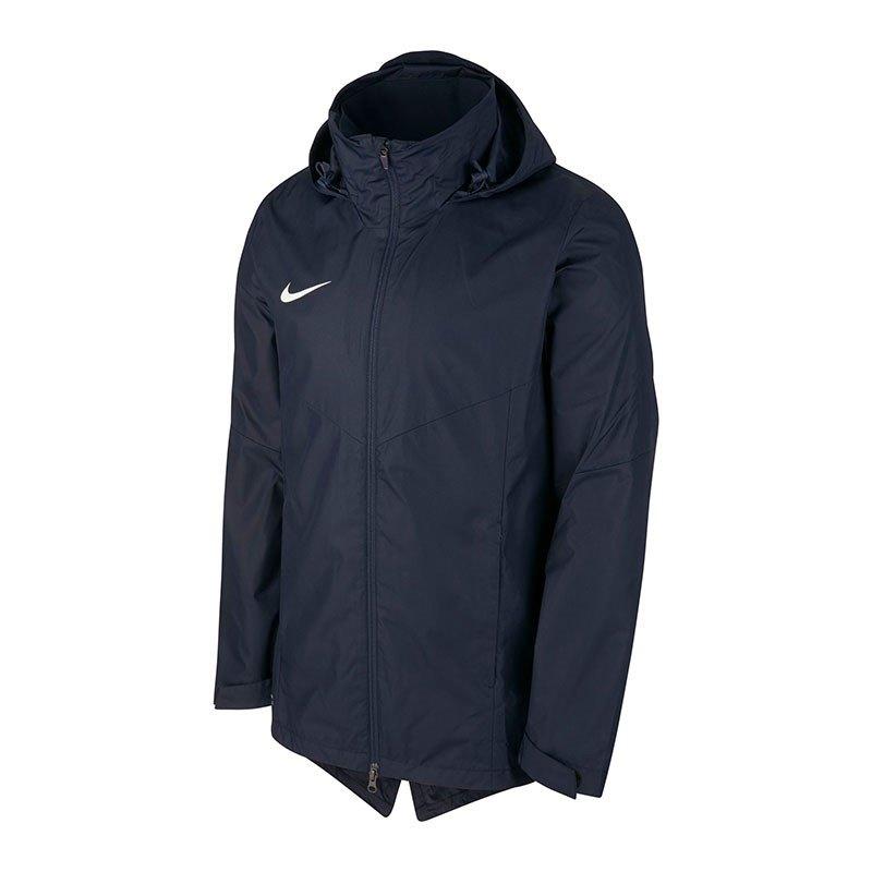 nike academy 18 rain jacket regenjacke oberbekleidung. Black Bedroom Furniture Sets. Home Design Ideas
