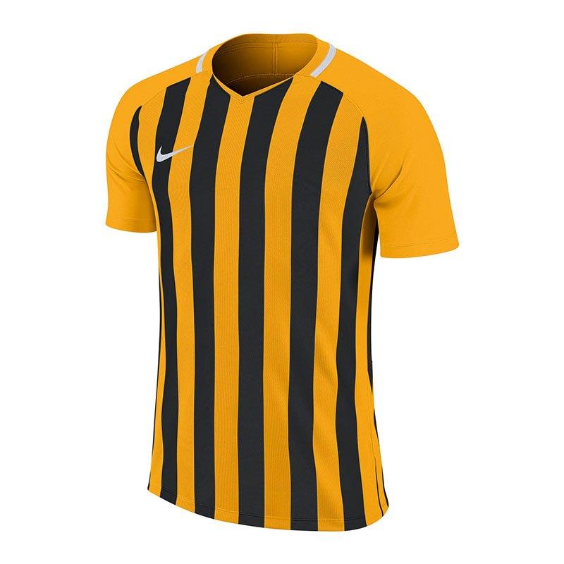 FUßBALL TRIKOT JUNGEN Adidas Gelb Schwarz Gr. M EUR 5,52