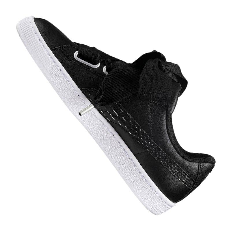 quality design 75cbc 9e813 Puma Basket Heart Oceanaire Sneaker Damen F01