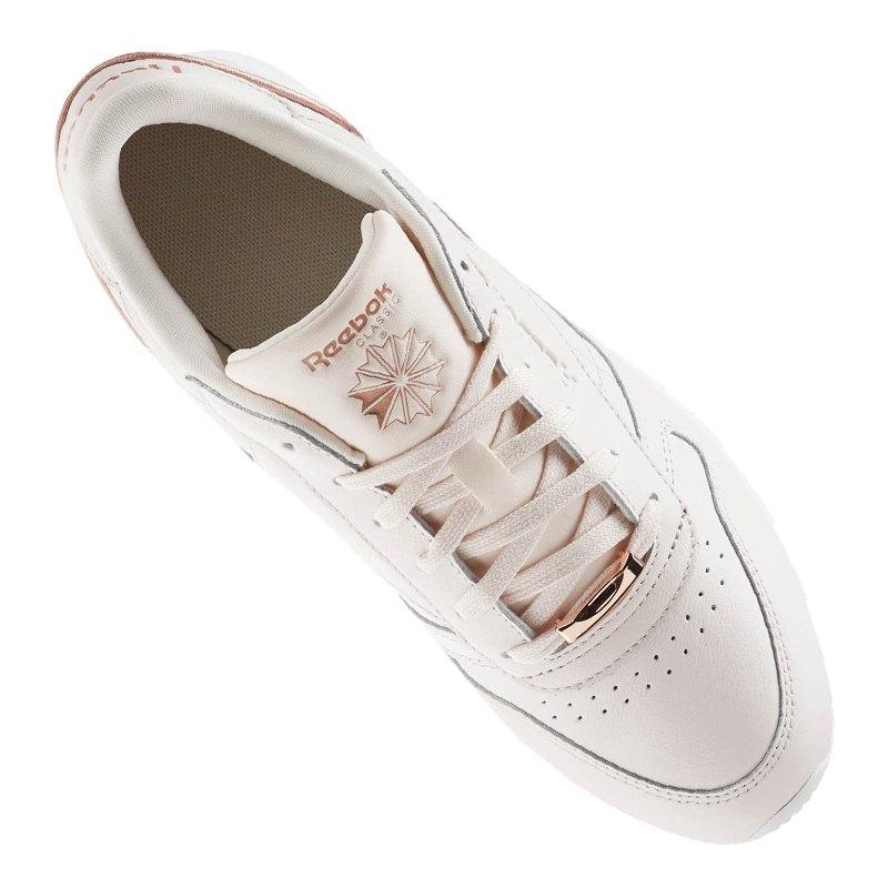 reebok classic leather hw sneaker damen rosa freizeitschuh turnschuh damenschuh shoes. Black Bedroom Furniture Sets. Home Design Ideas