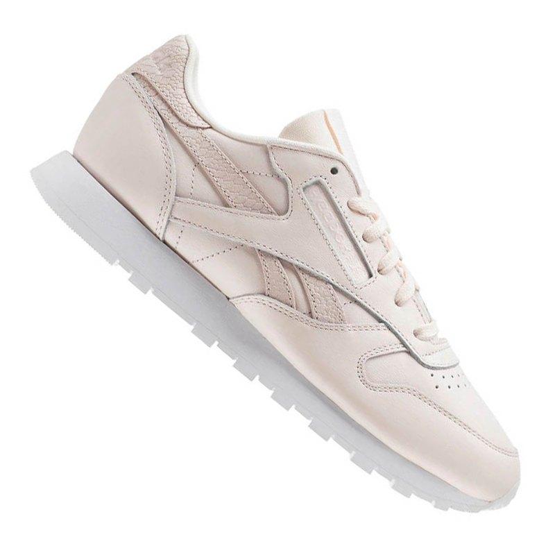 sneakers reebok damen beige rosa