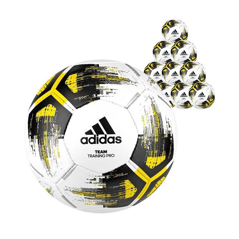 adidas Team Trainingpro 20xFußball Weiss Gelb | - weiss