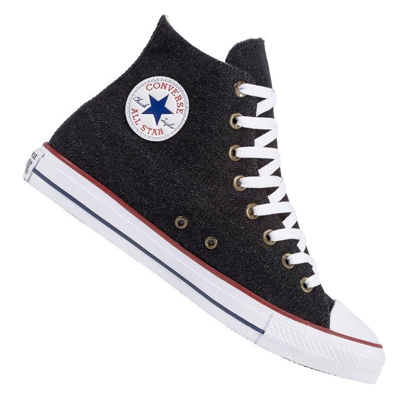 online store 25c87 0c1c3 Converse Chuck Taylor AS High Sneaker Schwarz F001