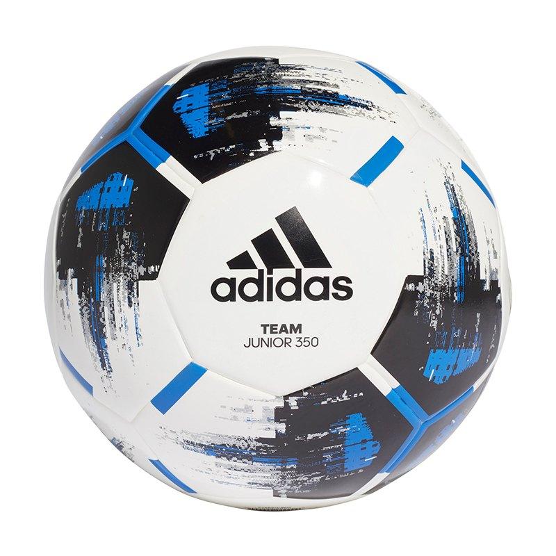 Adidas Team Junior 350 Gramm Fussball Weiss