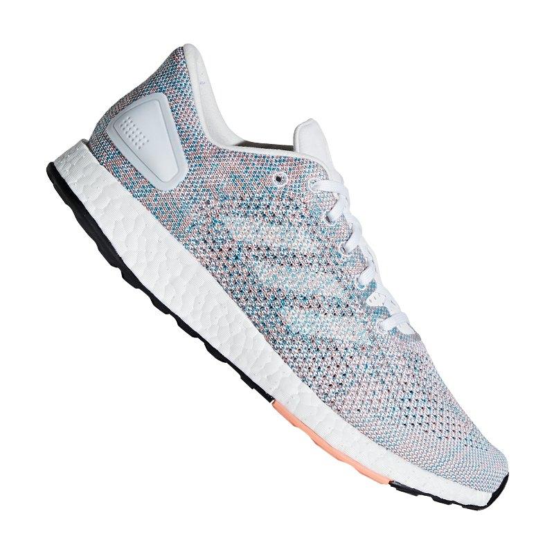 brand new 21e20 6629e adidas Pure Boost DPR Running Damen Weiss - weiss