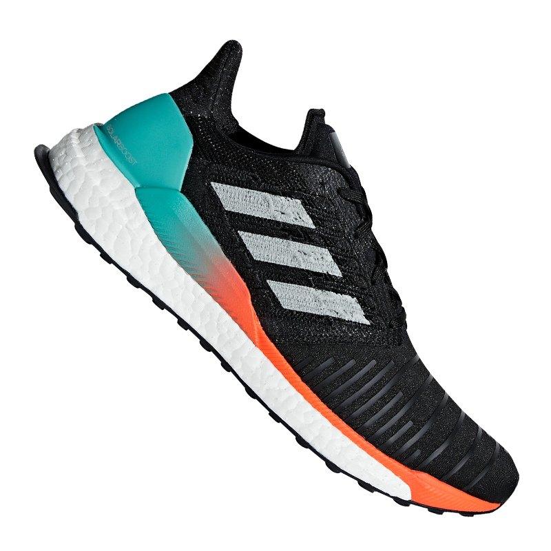 0927031fbe1 adidas Solar Boost Running Schwarz Grau - schwarz