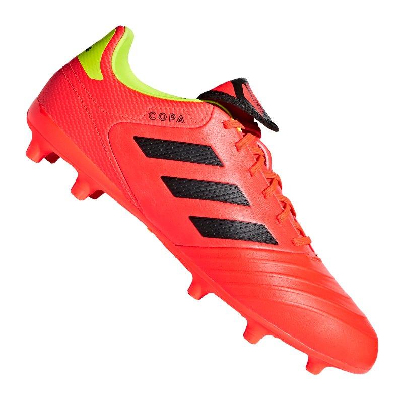 pretty nice 63285 30419 adidas COPA 18.3 FG Rot Gelb  - rot