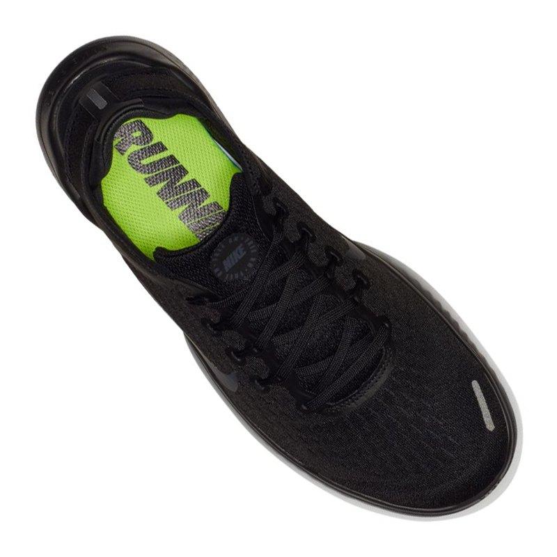 best website 02bb1 b32e9 ... Nike Free RN 2018 Running Schwarz Grau F002 - schwarz ...