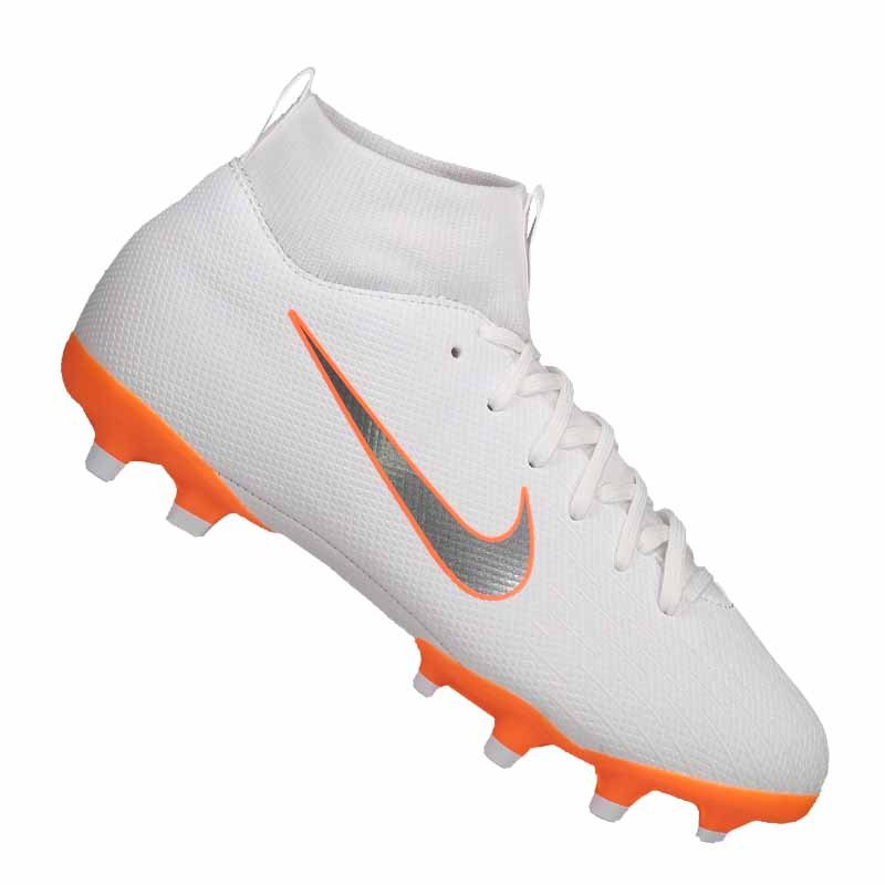 low priced 95311 8a810 Nike Mercurial Superfly VI Academy MG Kids F107   - weiss