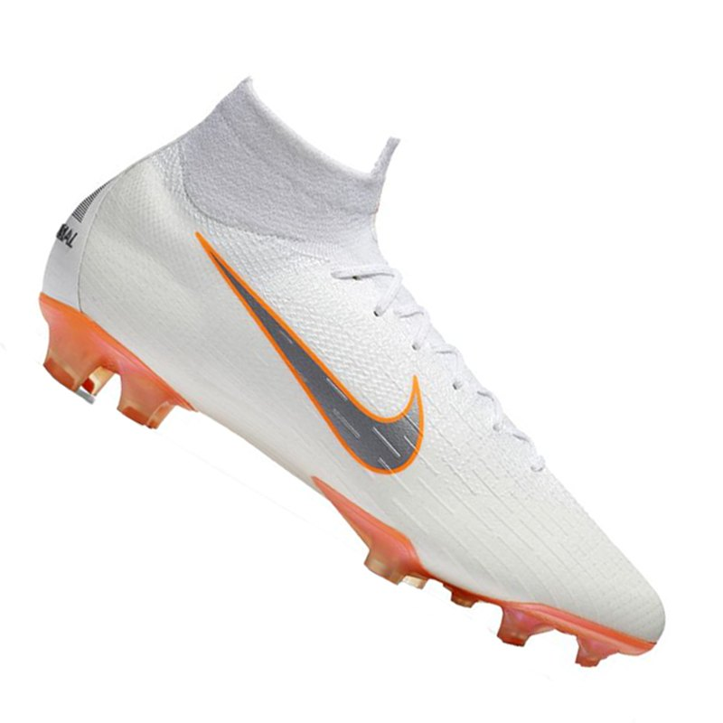 Nike Mercurial Superfly VI Elite FG Weiss F107 | - weiss