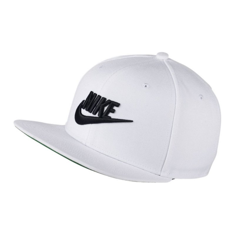 nike pro futura cap weiss gr n f100 lifestyle. Black Bedroom Furniture Sets. Home Design Ideas