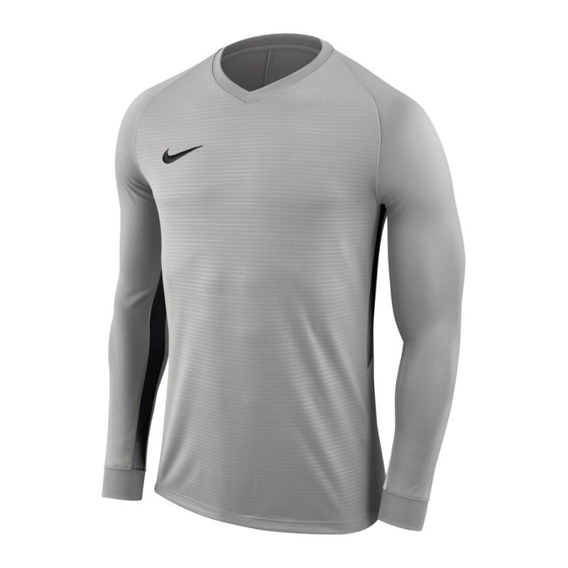 Premier F057 Kids Trikot Sportkleidung Langarm Tiempo Grau Nike OYvWnz5aw