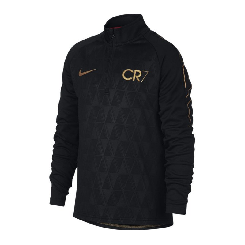 nike cr7 dry academy drill top kids f010 oberteil ronaldo madrid. Black Bedroom Furniture Sets. Home Design Ideas