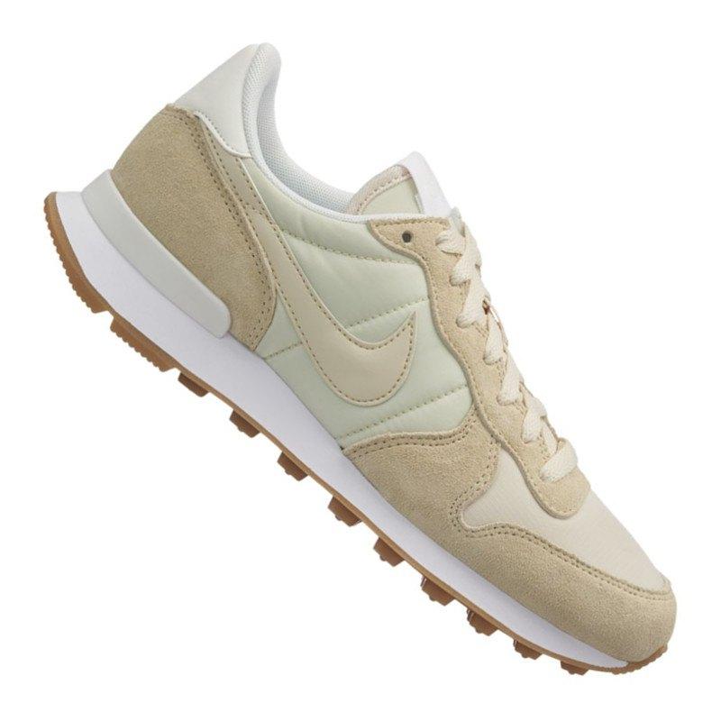 Nike Damen Internationalist Braun Sneaker F206 DE9WH2I