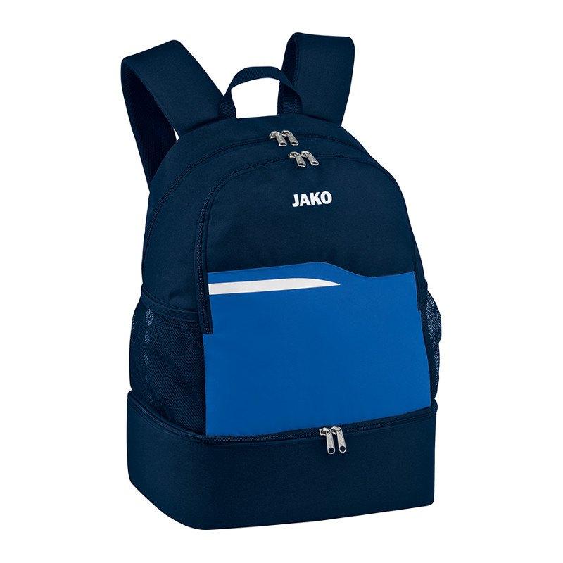 Jako Competition 2.0 Rucksack Blau F49 | - blau