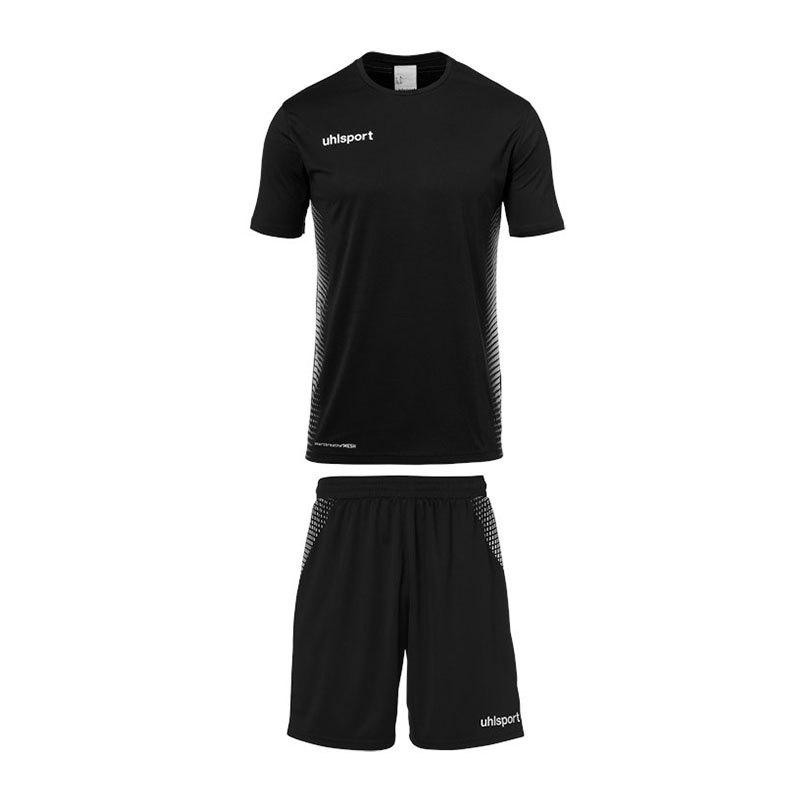 Uhlsport Score Trikotset kurzarm Schwarz F01 - schwarz
