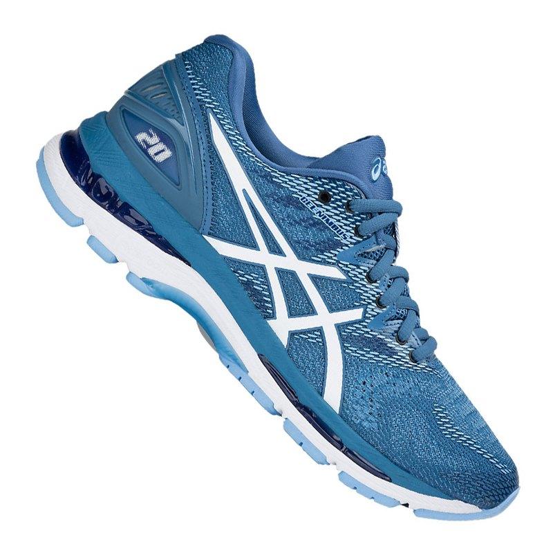 Asics Gel-Nimbus 20 Running Damen Blau F401