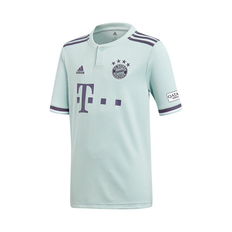 sports shoes 4af68 b38e6 adidas FC Bayern München Trikot Away Kids 2018/