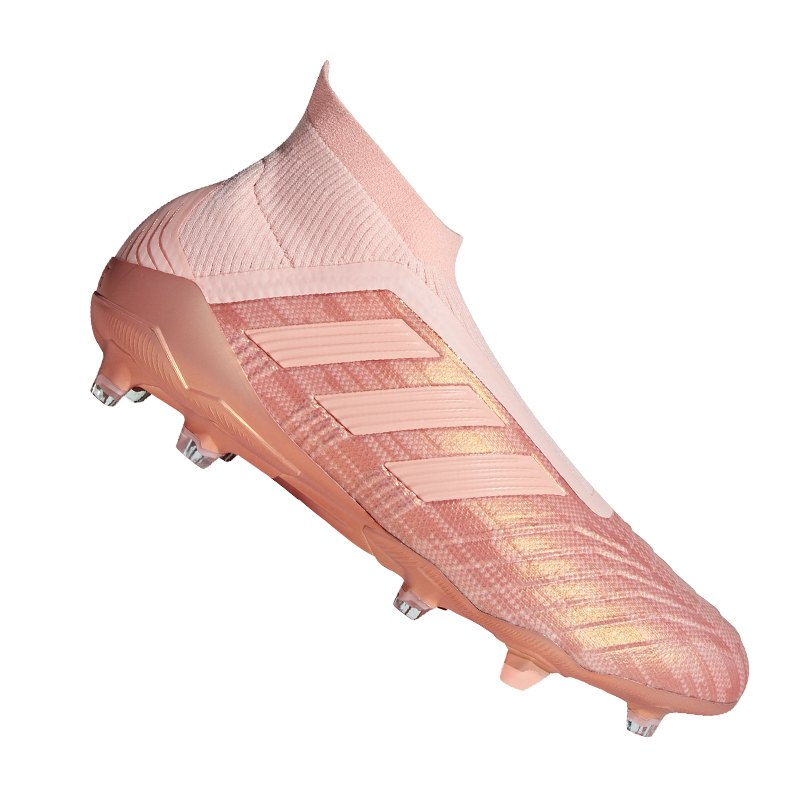 adidas Predator 18+ FG Orange Pink