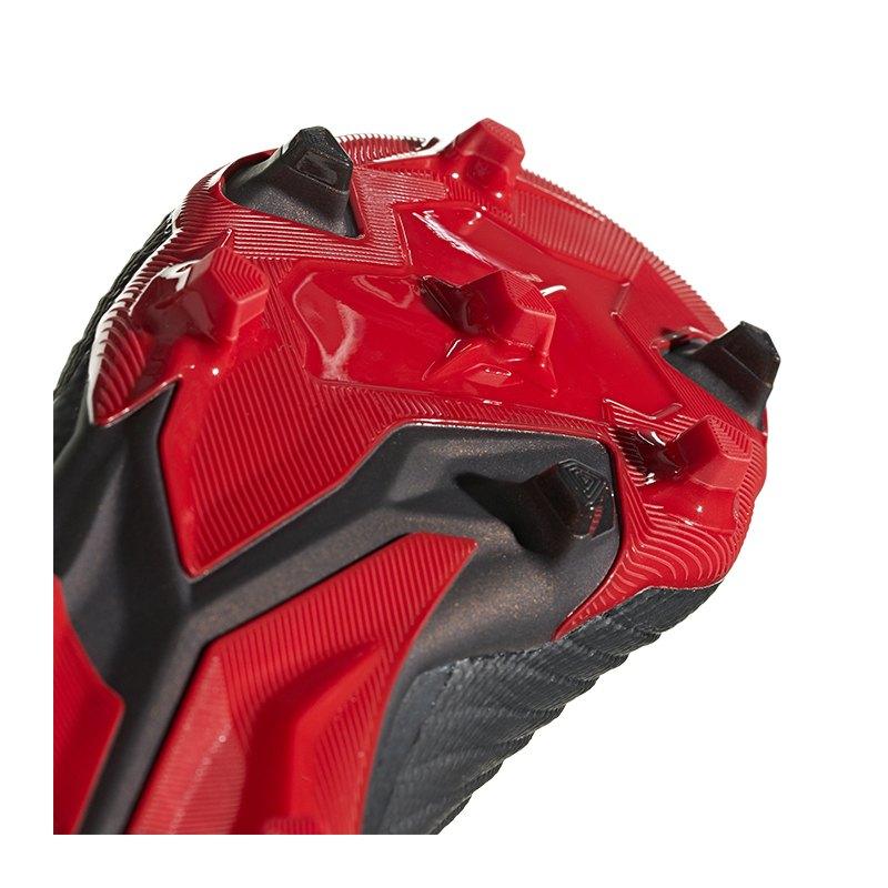 adidas predator 18 fg j cblackcblackred