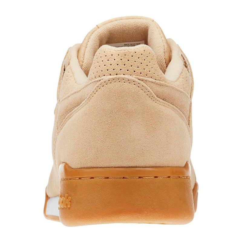 Sneaker Beige Mu Reebok Pink Workout Plus 2WHEY9ID