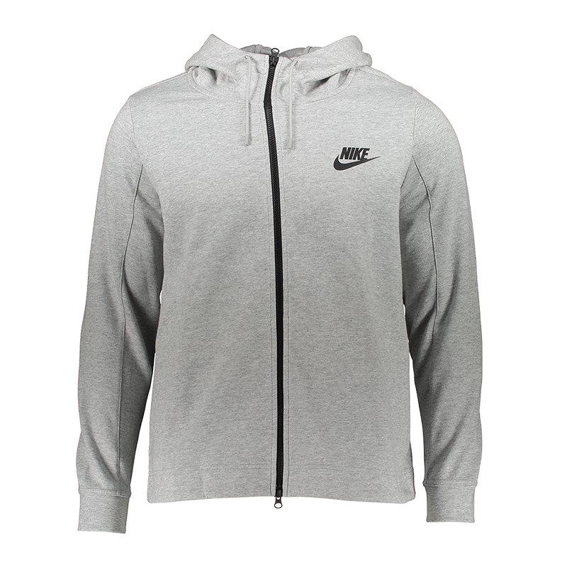Nike Jacke Grau Damen