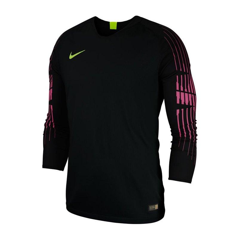 Nike Gardien II Torwarttrikot langarm Schwarz F010