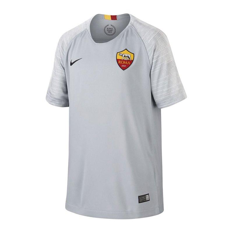 reputable site ba66e 2aec3 Nike AS Rom Trikot Away 2018/2019 Grau F012