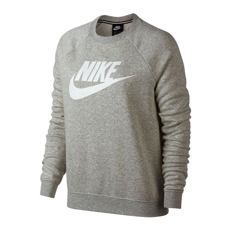 2d2cbf60c513f Nike Rally Sweater Damen Grau F050 - grau