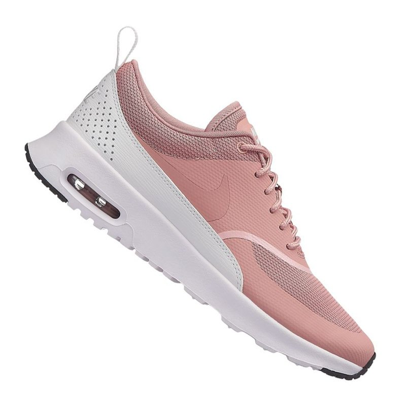 nike air max thea sneaker damen rosa f614 lifestyle. Black Bedroom Furniture Sets. Home Design Ideas