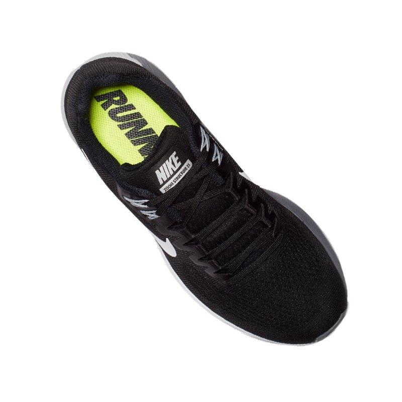 low priced 1dca6 e54b7 ... Nike Air Zoom Structure 21 Running Damen F001 - schwarz ...
