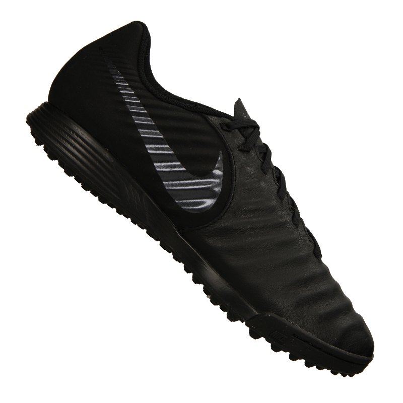 Nike Tiempo LegendX VII Academy TF Schwarz F001 - schwarz