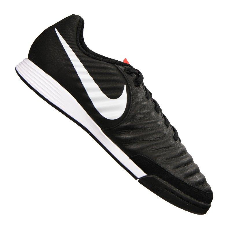 8563e6325bd Nike Tiempo LegendX VII Academy IC Schwarz F006 - schwarz