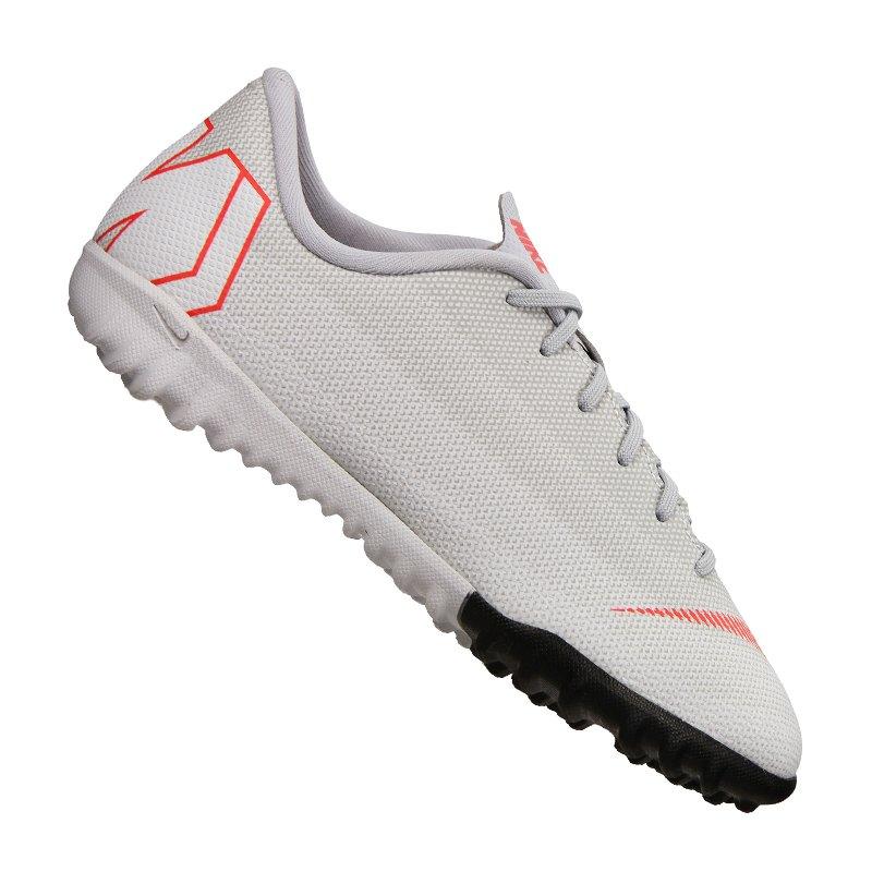 finest selection 7a9aa fe1c4 Nike Mercurial VaporX XII Academy TF GS Kids F060 - grau