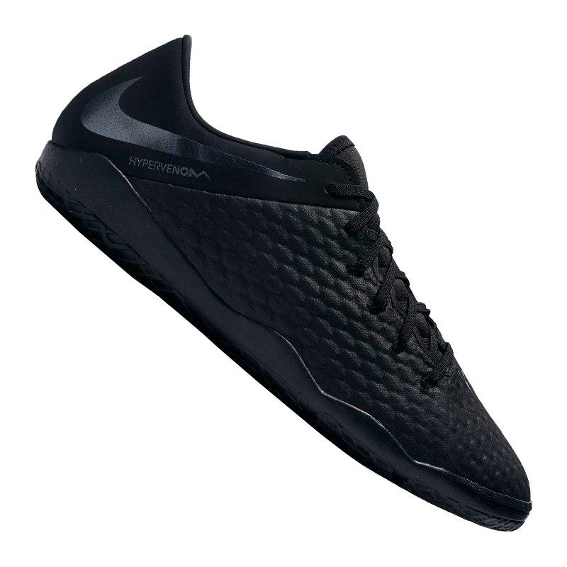 Nike Hypervenom PhantomX III Academy IC F001 - schwarz