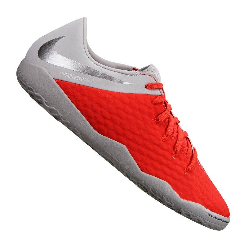 7f62670e4d1 Nike Hypervenom PhantomX III Academy IC Rot F600 - rot