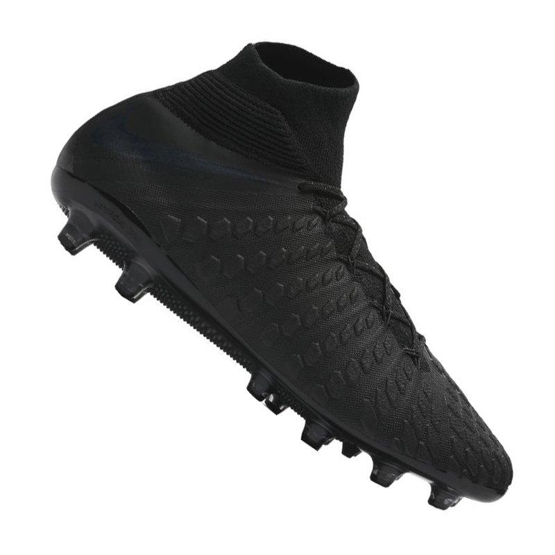 Nike Hypervenom Phantom III Elite DF AG-Pro F001 - schwarz