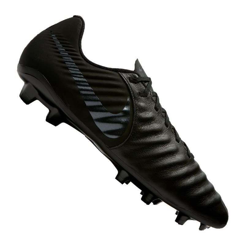 Nike Tiempo Legend VII Academy FG Schwarz F001 - schwarz
