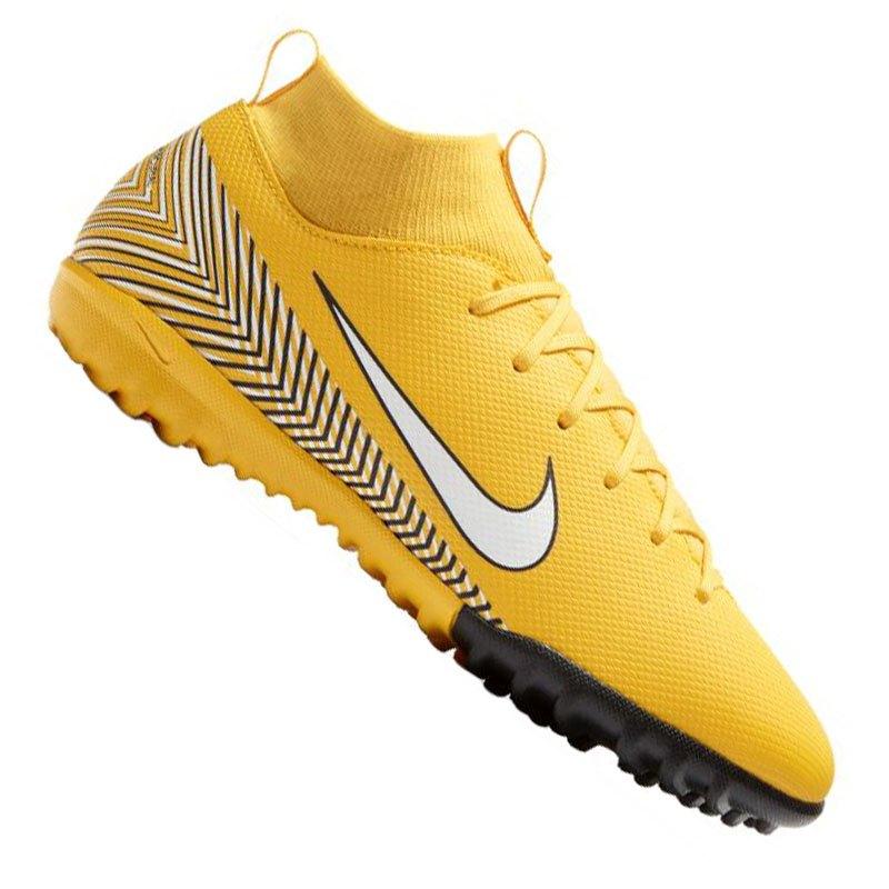 d23202a02 Nike Mercurial Superfly VI Academy NJR TF GS Kids - gelb