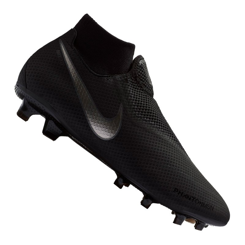 Nike Phantom Vision Pro FG Schwarz F001 - schwarz