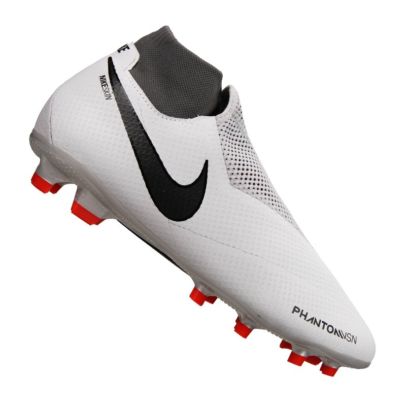 Nike Hypervenom Phantom VSN Pro DF FG Silber F060 - silber