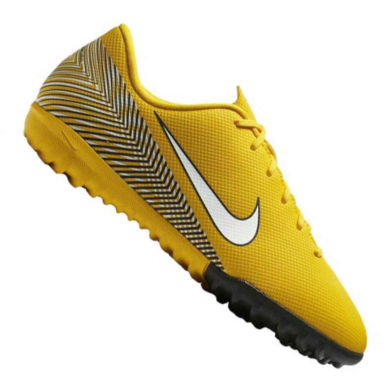 Nike Mercurial VaporX XII Academy NJR TF GS Kids - gelb