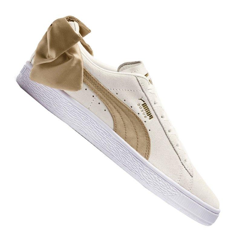 Puma Suede Bow Varsity Sneaker Damen F03