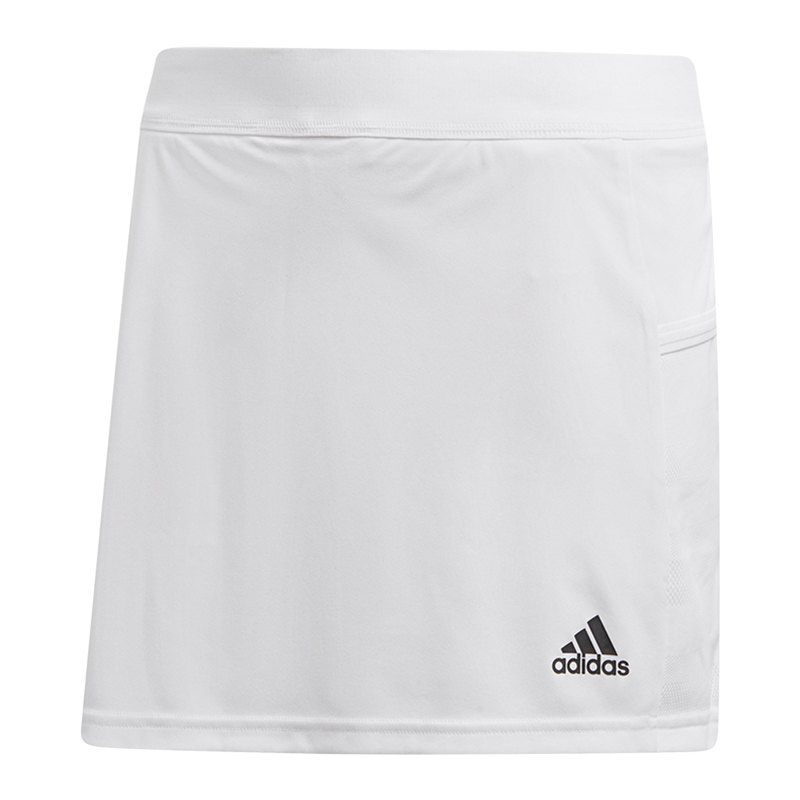 adidas Team 19 Skirt Rock Damen Weiss - weiss