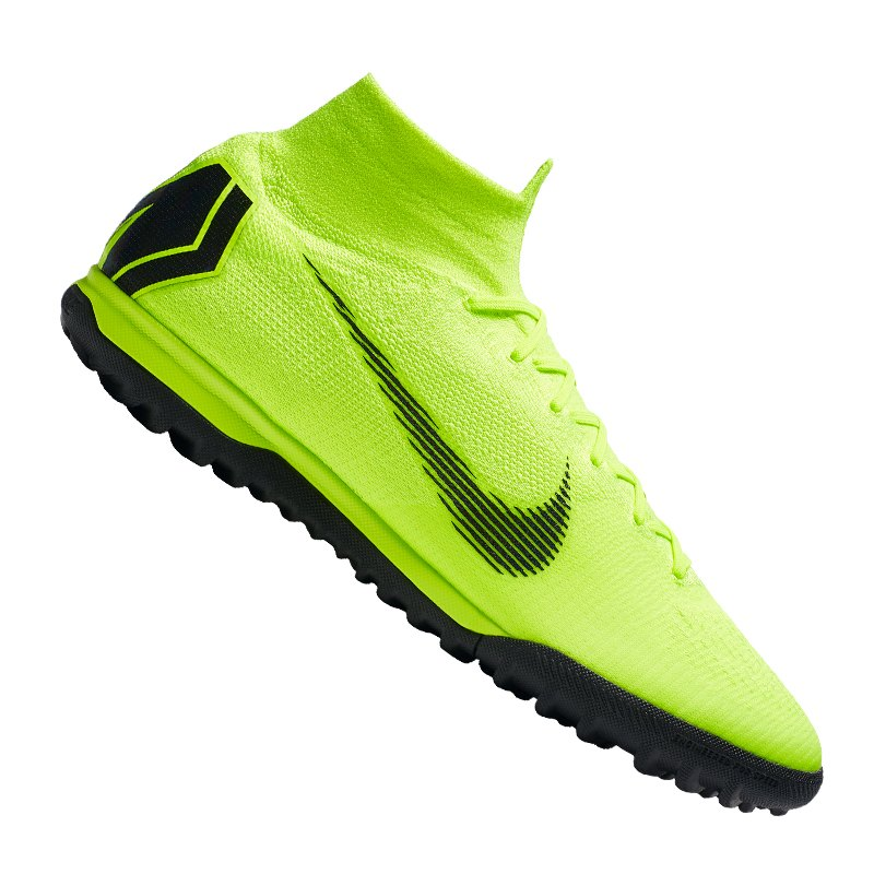Nike Mercurial SuperflyX VI Elite TF Gelb F701 - gelb