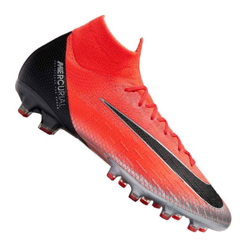 Nike Mercurial Superfly VI Elite CR7 AG-Pro F600 - rot
