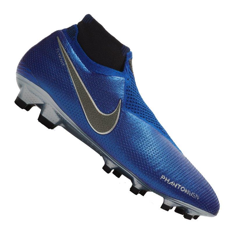 Nike Phantom Vision Elite FG Blau F400 - blau