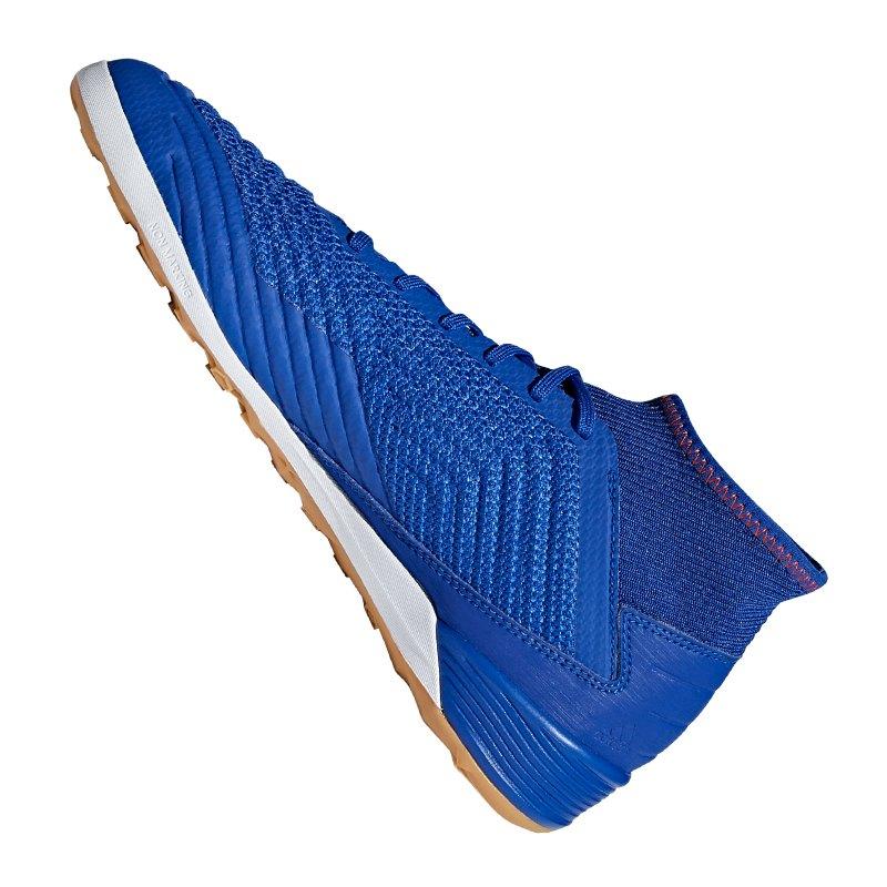 new arrival 3ac68 27194 ... adidas Predator 19.3 IN Halle Blau Silber - blau ...